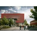 Pressinbjudan: Spaden i marken för Studenthus Valla - den nya mötesplatsen på Linköpings Universitet