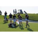 Flommens Golfklubb svenska lagmästare för juniorer