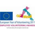 Yritysten vapaaehtoistyöhankkeiden vaikuttavuutta mittaava kansainvälinen EEVA-kilpailu käynnistyi
