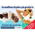 Scandlines byder på gratis is