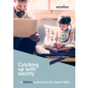 Rapport: Catching up with society - A DIGITAL REALITY CHECK FOR NORDIC NGOs