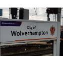 Design ideas invited for Wolverhampton station hoarding