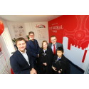George Clarke opens Virgin Trains' amazing community space