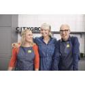 City Gross tar restaurangfajten med Tina som kökschef för nytt köksteam