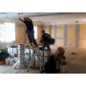 FågelbroHus renoverar alla konferenslokaler