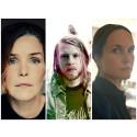 Rebecka Törnqvist, Nina Kinert och Kristofer Åström är årets diaserter på Live at Heart