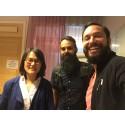 Lili Jiang, Jaime Reyes & Randy Cottin