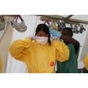Ebola: Omvärlden måste mobilisera mot biologisk katastrof