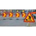 Nya byggen påverkar trafiken i Göteborg i sommar