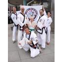 Karatebarn i Täby slog för Musikhjälpen och VM-satsning