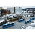 Västtrafik storsatsar på elbussar i Borås
