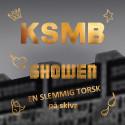 KSMB  - offentliggör omslaget och lägger till ytterligare spelningar!
