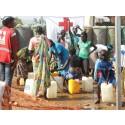 Svenska Röda Korset stödjer Sydsudans flyktingar med 2,5 miljoner kronor