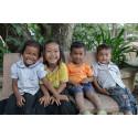 Nordic Choice Hotels firar 10-årigt samarbete med UNICEF genom fältresa för anställda till Kambodja