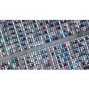 Export av nya bilar slår rekord