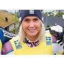 Emelie Wikström med siktet på OS och VM