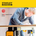 STANLEY® modtager Red Dot Design Award 2016 for innovativ savbuk
