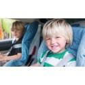 Färdas säkert i bilen – hela familjen