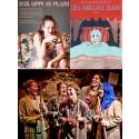 Höstterminens teaterprogram för Lindesbergs Riksteaterförening