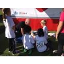 Hjärt-Lungfonden på Idrottens dag 2015