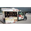 Häagen-Dazs bjuder på lyxig glass i sommarsolen