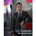 Faces of Norwegian: Kamil Zawada