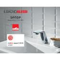Il Bagno Alessi Sense by Oras har tilldelats utmärkelsen Red Dot award: Product design