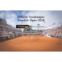 Sjöö Sandström - Official Timekeeper, SkiStar Swedish Open 2018