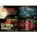 MIX presenterar sms-noveller om ytterst märkliga händelser på årets bokmässa