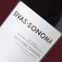 Sivas-Sonoma Old Vine Zinfandel, ett fruktigt kraftpaket gjort på vinvärldens just nu trendigaste druva, zinfandel!