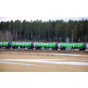 Green Cargo and St1 focus on quality and punctuality