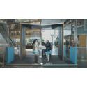 KLM använde hologram för gränslösa möten