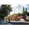Bostadsprojekt i Stockholm nominerade i internationell arkitekttävling.