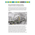 Secure communication for Industrie 4.0 systems