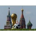 Eutelsat: Cinque satelliti mobilitati per la trasmissione delle partite dei Mondiali 2018 in Europa, Russia e Americhe