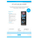STP Air-Con Cleaner - Produktblad