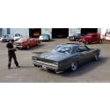 Bilbyggarna intar American Car Show i Norrtälje