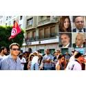 #42 – TISDAG: Stolthet, glädje och skepsis i Tunisien
