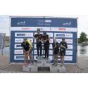 Annie Thorén och Sebastian Björklund segrare i Gävle Triathlon