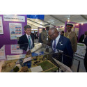 Yamaha Motor Participates in 6th Tokyo International Conference on African Development*