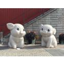 Skulpturer återvänder hem