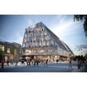 Bygglov lämnas in för Växjös nya station och kommunhus