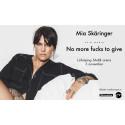 Mia Skäringer ger  extraföreställning i Saab Arena