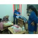 New Hope stödjer förebyggande tandhälsovård