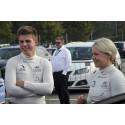 Bäckman siblings joins TCR Europe SIM Racing Series