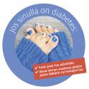 Mitä jaloillesi kuuluu? – tuntemukset jaloissa voivat paljastaa diabeteksen