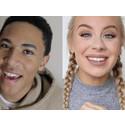 YouTube-stjärnor ska engagera unga i gymnasievalet