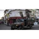 Brasilien: Rios säkerhetsstyrkor visar sina sanna färger