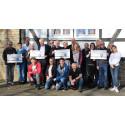 BPW Auszubildende spenden Rekordsumme für wohltätige Zwecke