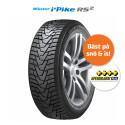 Hankooks nya dubbdäck i*Pike RS2 bäst på snö och is i finskt däcktest
